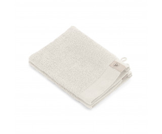Walra Soft Cotton Washandje 16x21 cm 550 gram Stone Grey