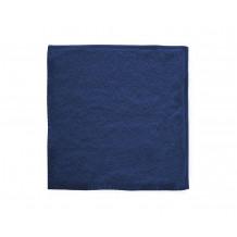 The One Gasten Handdoek 450 gram 30 x 30 cm Donker blauw