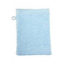 The One Washandje 450 gram 15x21 cm Licht blauw