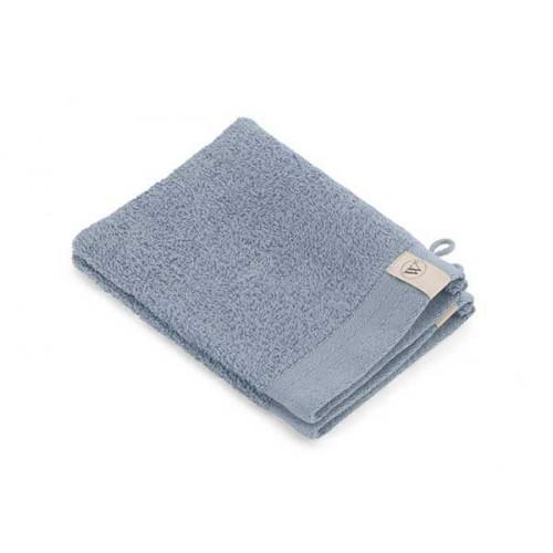 Walra Soft Cotton Washandje 16 x 21 cm 550 gram Blue